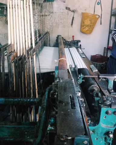 Image of a real original loom.